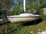 Conger Jolle/Segelboot