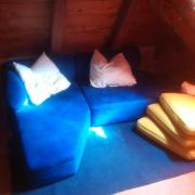 Cooles bequemes Chillout-