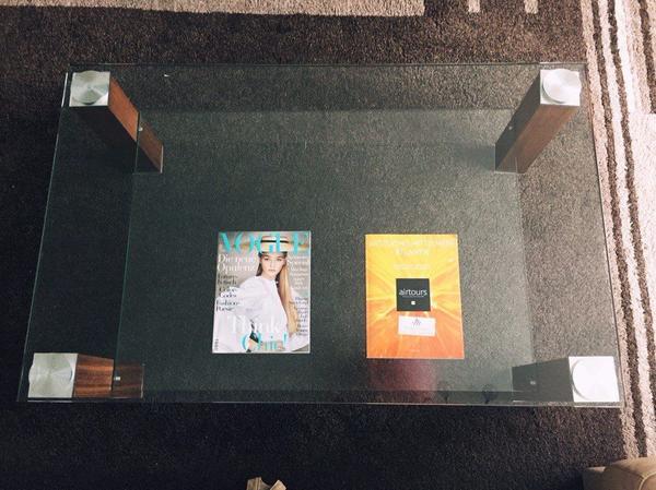 couchtisch - glastisch für wohnzimmer von segmüller in münchen, Wohnzimmer