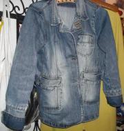 Damen-Jeansjacke