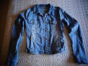 Damenbekleidung Jacke Jeansjacke