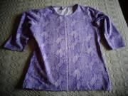 Damenbekleidung Shirt mit Schlangendruck Gr