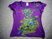 Damenbekleidung Shirt - T-Shirt Gr S