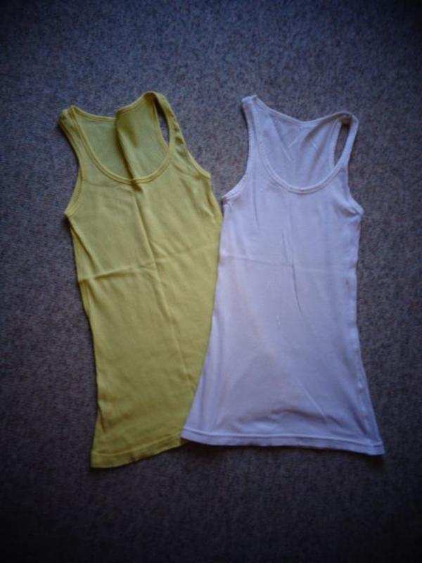 Damenbekleidung Top Rippentop Longtop Gr