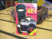 Das Canon AE 1 Reflexsytem