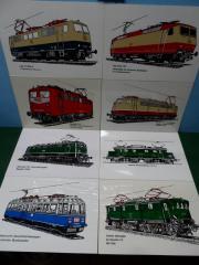 DB - Eisenbahn - el.