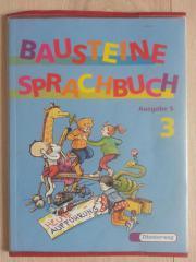 Deutsch Bausteine Sprachbuch 3 Ausgabe