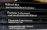 Die großen Mysterien - 5 Bände -