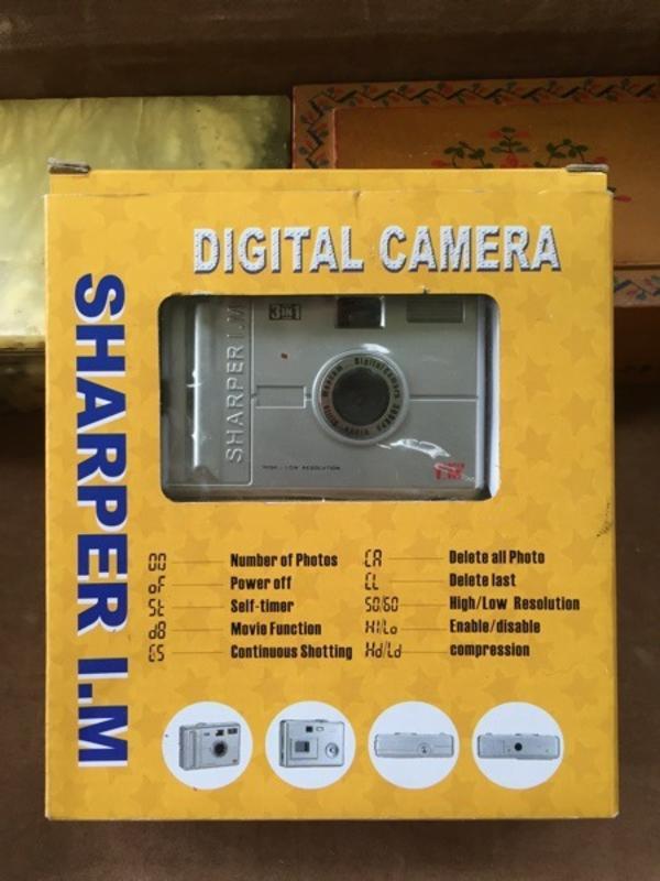 Digitalkamera neu, ovp. SHARPER I. M - Starnberg - Digitalkamera neu ovp, SHARPER I.M - Starnberg