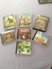 Diverse PC-Spiele CD-ROM