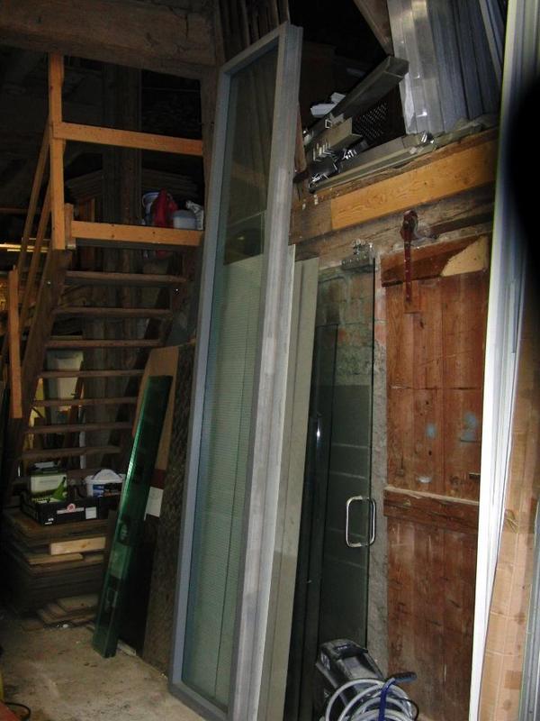 Drahtglas mit Rahmen für Werkstatt,Wintergarten,Garage 3,35 m x 66 ...