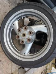 Ducati Hinterrad von
