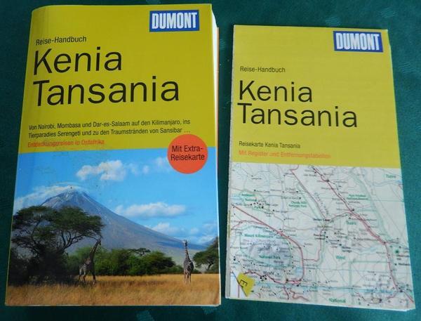 Dumont Reise Handbuch Kenia Tansania mit Extra Reisekarte ISBN 978-3-770 - Lingenfeld - Dieser ausführliche Reiseführer - ISBN 978-3-7701-7725-7 - ist 2012 in der 1. Auflage erschienen.Von Nairobi, Mombasa und Dar-es-Salaam auf den Kilimanjaro, ins Tierparadies Serengeti und zu den Traumstränden von Sansibar . . .mit Extra Re - Lingenfeld