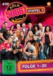 DVD Köln 50667 Staffel 1