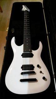 E-Gitarre 7-