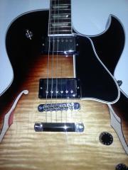 E - Gitarre Gibson