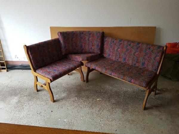 eckbank tisch gebraucht kaufen nur 4 st bis 65 g nstiger. Black Bedroom Furniture Sets. Home Design Ideas