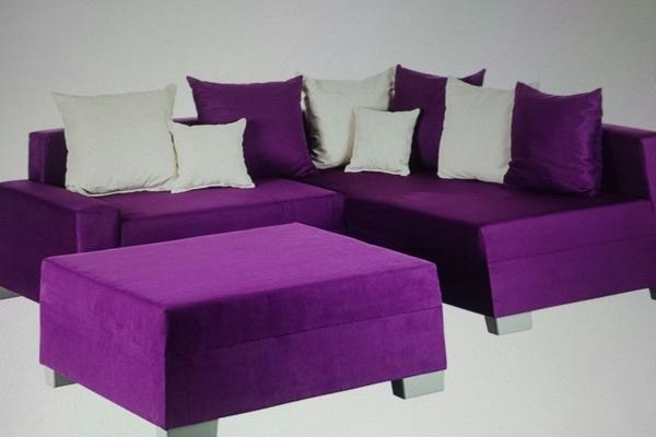 R ckwand kleinanzeigen sofas sessel for Ecksofa lila