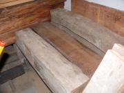 Eichenholz, alt, Holz