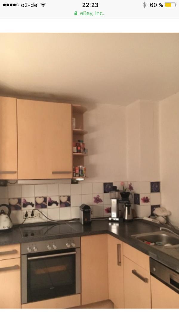 Einbauküche mit allen Elektrogeräte in L-Form in Castrop-Rauxel ... | {Küchen l form mit elektrogeräten 52}