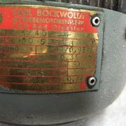 elektrischer Kettenantrieb Antriebsmotor