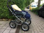 Emmaljunga Kinderwagen / Sportaufsatz /
