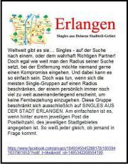 Erlangen - Singles aus