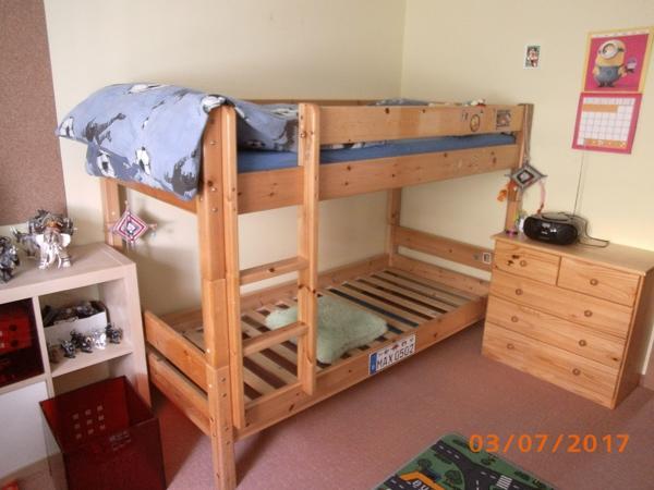 Etagenbett matratze gebraucht kaufen nur 3 st bis 65 for Kinderzimmer quoka