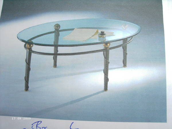 exclusiver couch glastisch westermann m bel in. Black Bedroom Furniture Sets. Home Design Ideas
