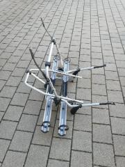 Fahrradheckträger thule 9105