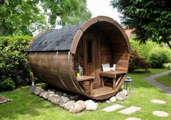 fasssauna gartensauna saunafass x in konstanz sonstiges f r den garten balkon. Black Bedroom Furniture Sets. Home Design Ideas