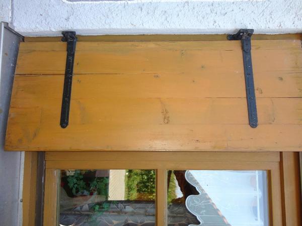 Fensterladen Gebraucht Fichte In Schechen Fenster