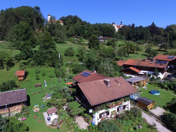 Ferienwohnung - Monteurwohnung in Eurasburg Oberbayern -