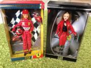 Ferrari Barbie 2er