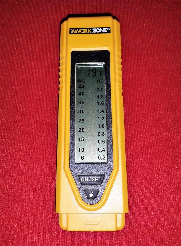 Feuchtigkeitsmessgerät Feuchtigkeits Messgerät » Geräte, Maschinen