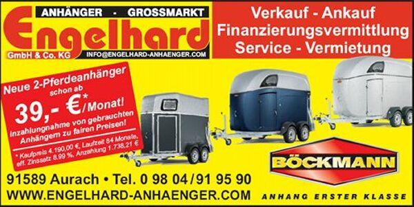 Firma Engelhard Anhänger- » Anhänger, Auflieger