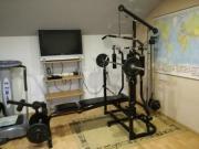 Fitness/Hantelbank
