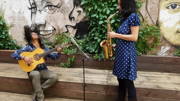 Flamenco-latin-jazz » Bands, Musiker gesucht