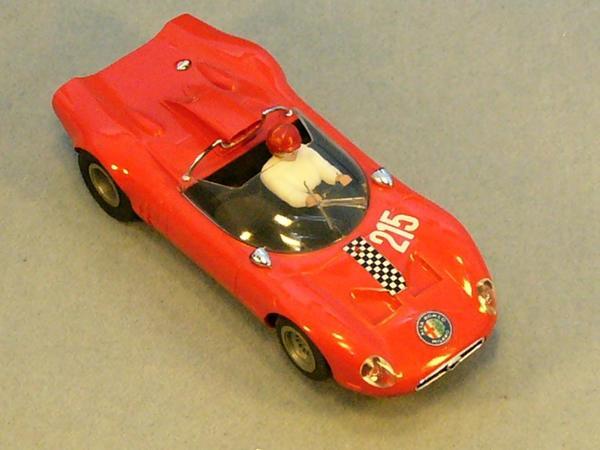 Fleischmann 3211 Alfa Sportwagen im