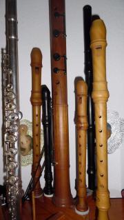 Flötenunterricht