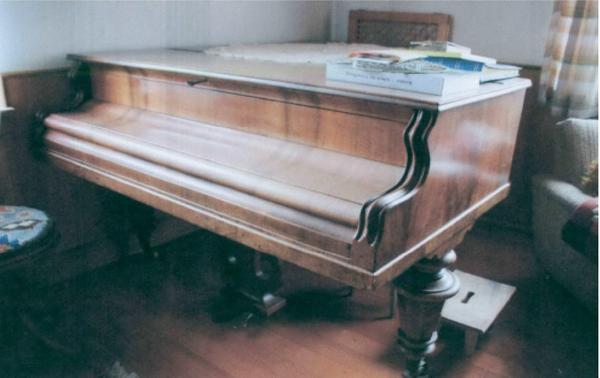Flügel - Klavier