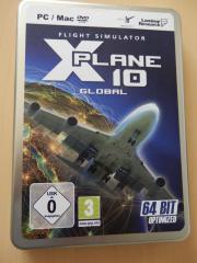 Flugsimulator XPlane 10 Global 64