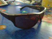 Fossil Sonnenbrille schwarz