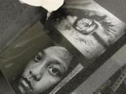 Fotogravur: Fotograviermaschine für