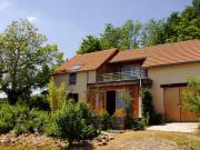 Frankreich: Landhaus mit