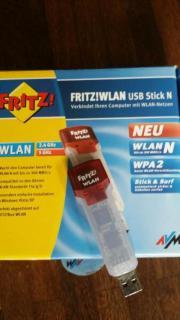 Fritzbox7490 + WLAN USB