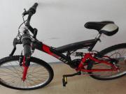 Fully Mountainbike 26