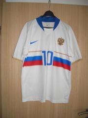 Fußballtrikot Nike Arshavin