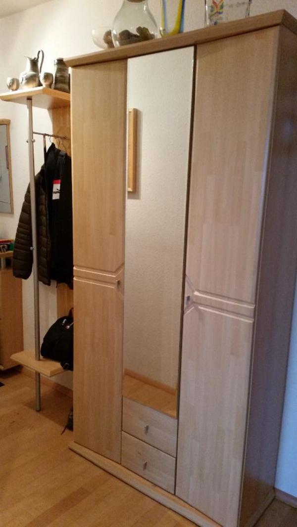 Garderoben spiegel neu und gebraucht kaufen bei for Garderobe 3 teilig