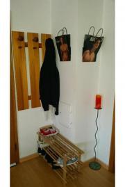 Garderobe Kiefer massiv